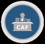 icona CAF Dichiarazioni fiscali