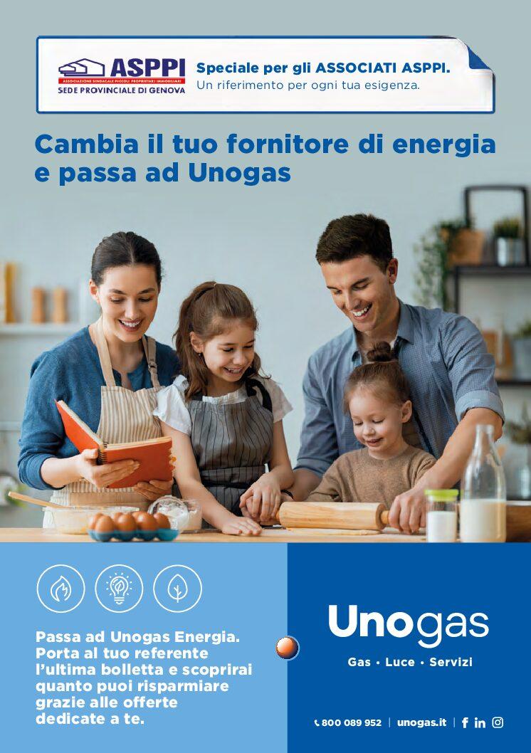 Unogas Energia Spa
