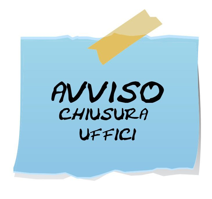 Chiusura Uffici ASPPI Genova dal 16 al 20 Agosto